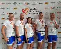 Poland Bussines Run Lublin 2019